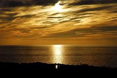 Horizon_LC_1 (GT Art Photo Agency) Tags: panorama europa tramonto mare colore eire cielo acqua turismo viaggio irlanda 2007 scogliere scogli riflesso marea