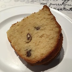 Bundt cake de vainilla y nueces pecanas (Lady Madonna) Tags: pecan iphone bundtcake vainilla 160117 instagram