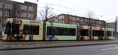 Amsterdam Rivierenbuurt Vrijheidslaan Combino 2093 DIESEL (GeRiviera) Tags: amsterdam diesel tram publictransport zuid tramvaj tranvia gvb rivierenbuurt combino tramvia vrijheidslaan lijn12 2093 trasportopubblico transportspublicspayants