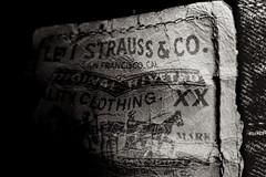 501 Blues (Daren N.) Tags: label tags jeans levis strauss 501 macromondays