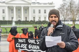 Witness Against Torture Activist Enmanuel Candelario