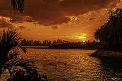 One Day at a Time (Bernai Velarde-Light Seeker) Tags: ocean city sunset sea costa del america atardecer mar pacific centro central ciudad tropical panama este tropics pacifico oceano tropico bernaivelarde