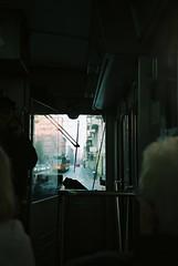 Milan (cranjam) Tags: italy milan film window lomo lca lomography italia milano tram agfa atm finestrino vista200 aziendatrasportimilanese