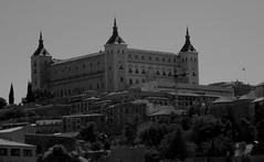 Toledo Spain (MT 1964) Tags: summer spain espana toledo alcazar spagna summer2012