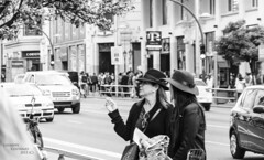 smoking in Madrid... (Peppis) Tags: madrid street blackandwhite bw españa nikon streetlife bn smoking biancoenero spagna nationalgeographic peppis nikond7000 nikonclubit