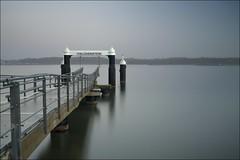 wharf (liebeslakritze) Tags: longexposure timeexposure wharf anleger langzeitbelichtung falckenstein fähranleger olstsee