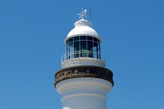 Cape Byron Lighthouse Lamp Room (Piedmont Fossil) Tags: lighthouse australia capebyron