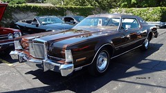 1975 Lincoln Continental Mark IV Coupe (JCarnutz) Tags: continental lincoln 1975 woodward dreamcruise markiv