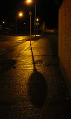 Boring Bus-Stop 27-01-2016 (gallftree008) Tags: county city morning ireland shadow dublin abstract bus art silhouette night shadows arty nightshot artistic perspective pole boring busstop suburb dub artyfarty sihouettes quintessential dublincity codublin artofimages artataglance