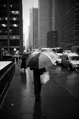 Wet Snow (Ryan M Long Photography) Tags: new leica york city nyc white snow black classic digital 35mm f14 voigtlander rangefinder center nyny rockefeller nokton lightroom 2016 m240