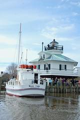 Winnie Estelle, 1920 Buy Boat (Chesapeake Bay Maritime Museum Photos) Tags: history st bay boat wooden historic maritime buy winnie musuem chesapeake 1920 michaels crisfield estelle cbmm