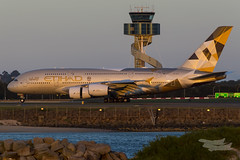 A6-APA EY A380 34L YSSY-4355 (A u s s i e P o m m) Tags: australia airbus a380 newsouthwales ey etihad kyeemagh