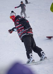 Snowboarding Pic 3 (jtbach photography) Tags: mountain snow snowboarding snowboard beech beechmountain ncmountains