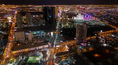 Las Vegas from Stratosphere Casino
