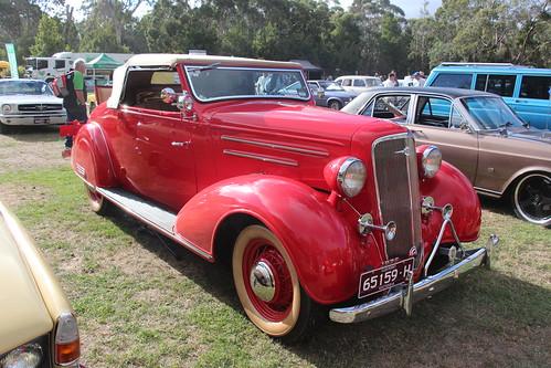 1935 Chevrolet EA Master Deluxe Roadster