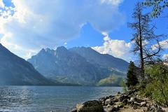 Jenny Lake (Patricia Henschen) Tags: mountains clouds wyoming grandtetons grandtetonnationalpark jennylake