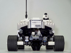LSA Ground Exploration Vehicle Model A (GEV-A) (Intentor) Tags: lego space rover science febrovery