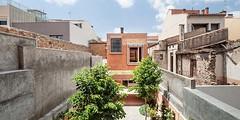 House 1014 H Arquitectes. Barcelona (POET ARCHITECTURE) Tags: barcelona house brick architecture spain h poet architects 1014 arquitectes