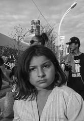 DSC08174_epgs (Eric.Parker) Tags: cne 2015 canadiannationalexhibition fair fairgrounds rides ferris merrygoround carousel toronto fairground midway bw funfair