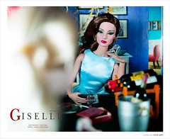 GIRLS ON TALKIN' (Angie_Brie) Tags: vintage it giselle agnes livingdoll dollphotography integritytoys dollphotographer nuface aristocraticagnes energeticpresencegiselle nuface2015collection