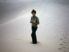 Fennec (gmenut) Tags: sahara desert kodachrome algrie fennec   vulpeszerda
