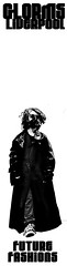 miguelb&W_810x3200 (trisbj) Tags: streetart liverpool diesel air warp pollution gasmask hobo pasteups asthma merseyside gasmasks bluecoat particulates glorms