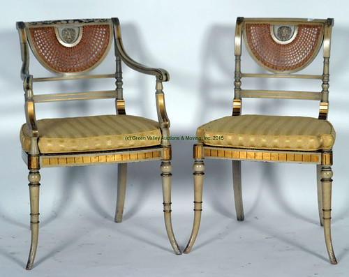 Pair of French Chairs $253.00 - 10/23/15