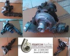Turbina Pick Up VW Amarok (Marcos Turbo) Tags: garrett turbina conserto conjuntocentral turbovwamarok