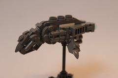 Cruiser (Official Regal) Tags: ship lego space battleship fleet cruiser microspace battlecruiser microscale microspacetopia