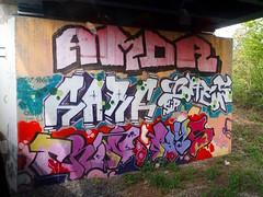 Graffiti in Kln/Cologne 2015 (kami68k [Cologne]) Tags: graffiti amor cologne kln illegal roller care cps bombing bunt 2015 baes