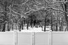 Driveway gate (alohadave) Tags: effects blackwhite unitedstates massachusetts places northamerica milton smcpda1645mmf40edal pentaxk5