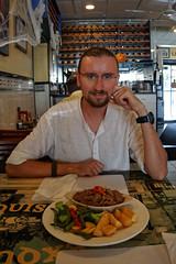 Kubańskie jedzenia w Littlle Havana - Ropa vieja | Cuban food in Little Havana - Ropa vieja