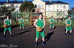 Court clones (Allan Jones Photographer) Tags: basketball sport photoshop clones hdr basketballcourt canonef24105mmf4lisusm cloneeffect canon5d3 lewisbyrne