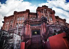 Phanar Roman Orthodox Lyceum (sonergunay) Tags: building college architecture istanbul byzantium balat phanar