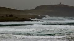 Sumburgh Surf _MG_1017 (Ronnierob) Tags: storm stormyseas shetlandisles westvoeofsumburgh