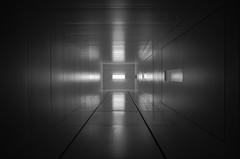 Hostel Elevator (gregoire.dupont) Tags: light galway hostel doors elevator endless infini