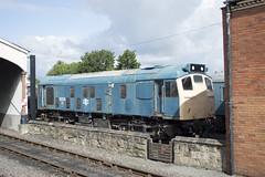 25235 at Bo'ness. 25th July 2015 (MitchellTurnbull) Tags: scotland july railway class 25 25th boness sulzer 2015 25235 kinniel