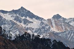 V I S I O N (_Amritash_) Tags: travel mountains trek landscape silhouettes peaks himachal himalayas mountainscape snowcappedmountains travelindia himalayanlandscape himalayanranges mountainsnap travelinindianhimalayas ragnthar ragntharmeadow
