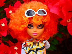 (fainola_dobson) Tags: wolf doll mattel howleen monsterhigh