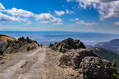 Mount Washburn Trail (bob hindley) Tags: mountains rocks trail yellowstonepark