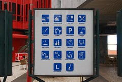 Centro Comercial  Olimpo sign logos (i_gallagher) Tags: sign typography design symbol commercial symbols madeira services funchal 2016 idg
