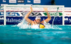 FINA Men's Water polo Olympic Games Qualifications Tournament 2016 - Trieste (ITA) (fina1908) Tags: blue italy white men green fina ita trieste waterpolo olympicgames qualification 2016 pallanuoto tournament2016 2yoranfrauenfelderned
