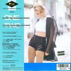 10 - Minogue, Kylie - Better The Devil You Know - D - 1990- (Affendaddy) Tags: germany warner 1990 pwl kylieminogue betterthedevilyouknow teldec vinylsingles collectionklaushiltscher imoverdreaming 9031716727 australiadancepop