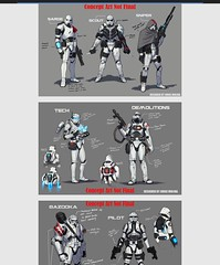 ELITE STORMTROOPERS ARE COMING IN STAR WARS #21  (cullenjason72) Tags: storm trooper star comic tech 21 scout demolition elite sniper bazooka wars pilot sarge