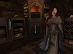 The Oven (sanctussinful) Tags: bar ginger redhead secondlife edge tavern whore ro brothel wench harlot eor