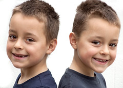 """""""Double Trouble"""" (planetreeimages) Tags: portrait twins twinboys daylightportrait"""