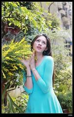 nEO_IMG_DP1U2643 (c0466art) Tags: blue light portrait window girl beautiful face canon store nice pretty slim outdoor gorgeous ale skirt el east short figure salvador taipei tall charming steet 1dx c0466art fashional