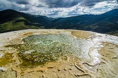 Hierve el Agua - Thermal Pool