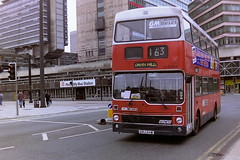 GM BUSES NORTH 5084 ORJ84W (bobbyblack51) Tags: buses manchester gm north 1994 metrobus mcw 5084 orj84w