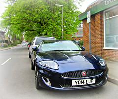 2014 Jaguar  XK   'Signature ' .. (John(cardwellpix)) Tags: uk west woking signature surrey april jaguar friday 22nd 2014 xk 2016 byfleet